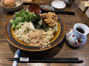 中央区/蕎麦「銀蕎麦國定」