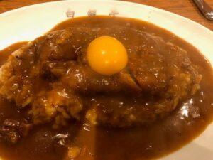 大阪市/カレー「白銀亭」