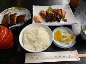 名古屋市/かしわ・うなぎ料理「宮鍵」