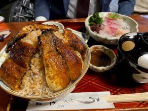関市/鰻・川魚「辻屋」